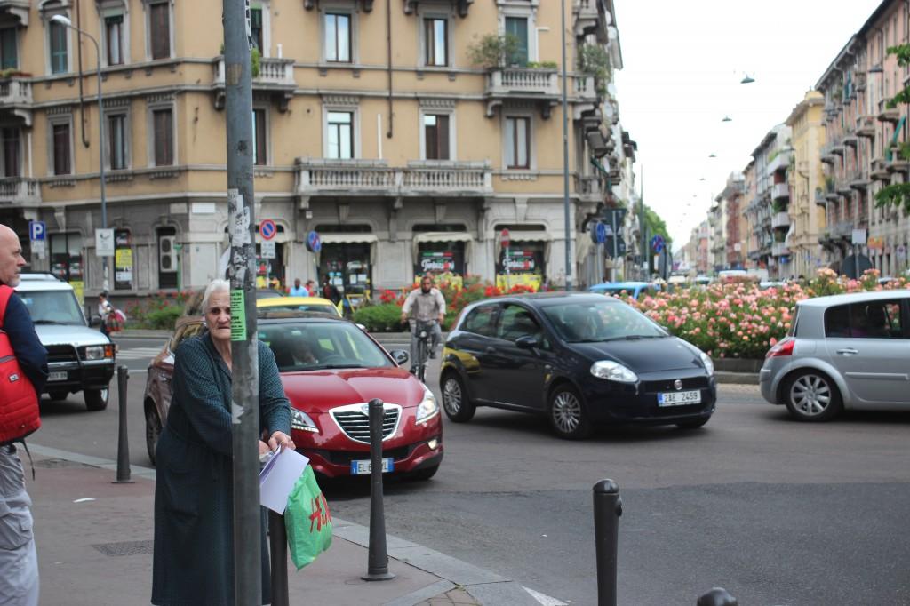 Via Padova, Milan, Italy