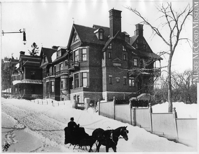 Redpath House, Montreal, Canada