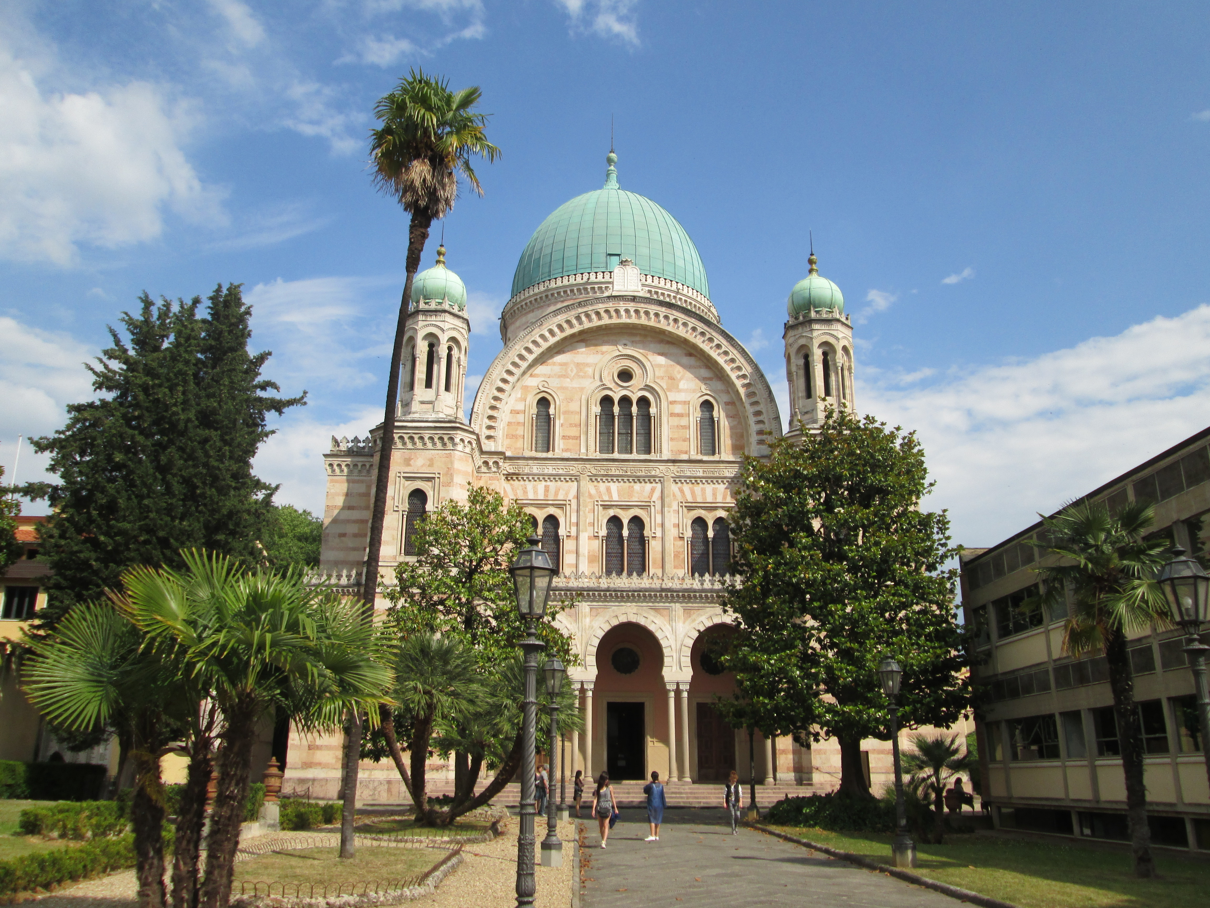 Italian Florence: Places Of Non-Catholic Worship In Florence, Italy: Where