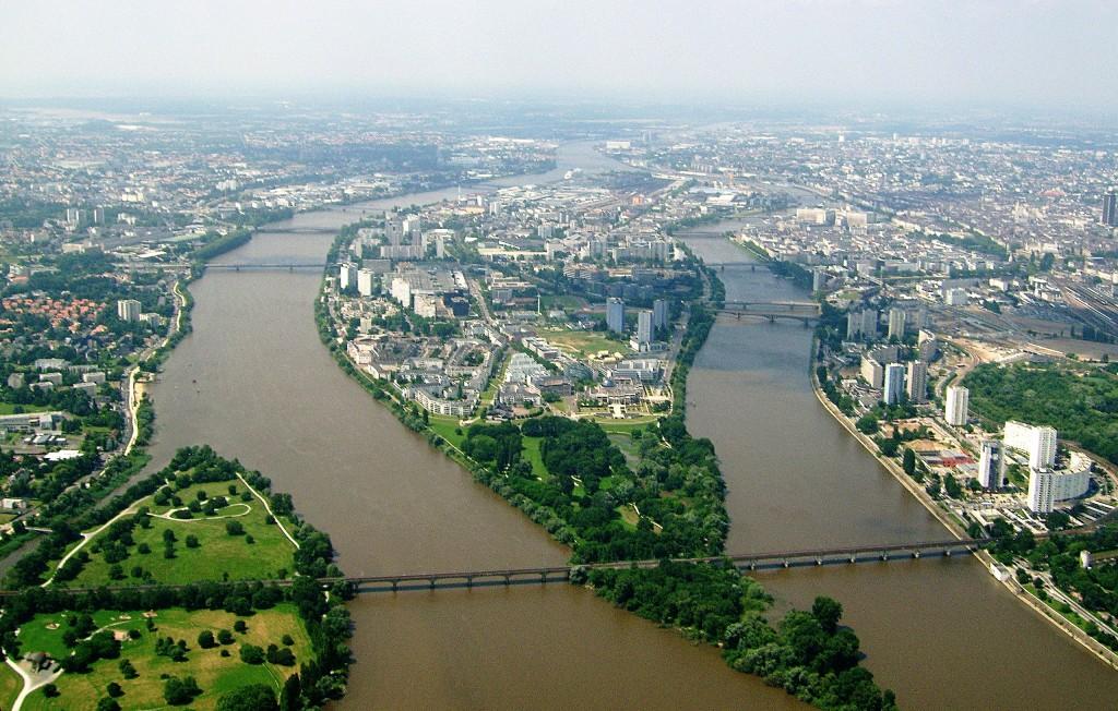 Ile de Nantes, France