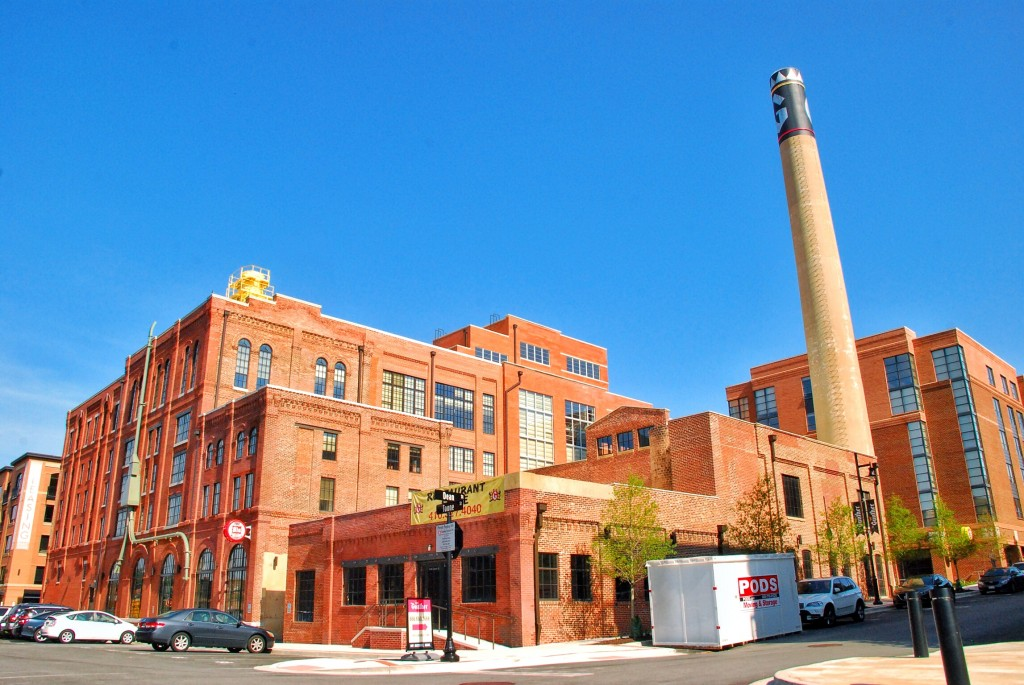 The Gunther, Brewers Hill, Baltimore, Maryland