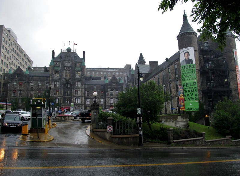 Royal Victoria Hospital, Montreal, Quebec, Canada