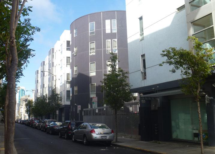 San Francisco Social Housing, San Francisco, CA