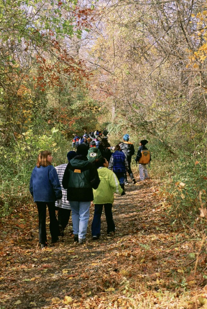 Outdoor Education Classrooms