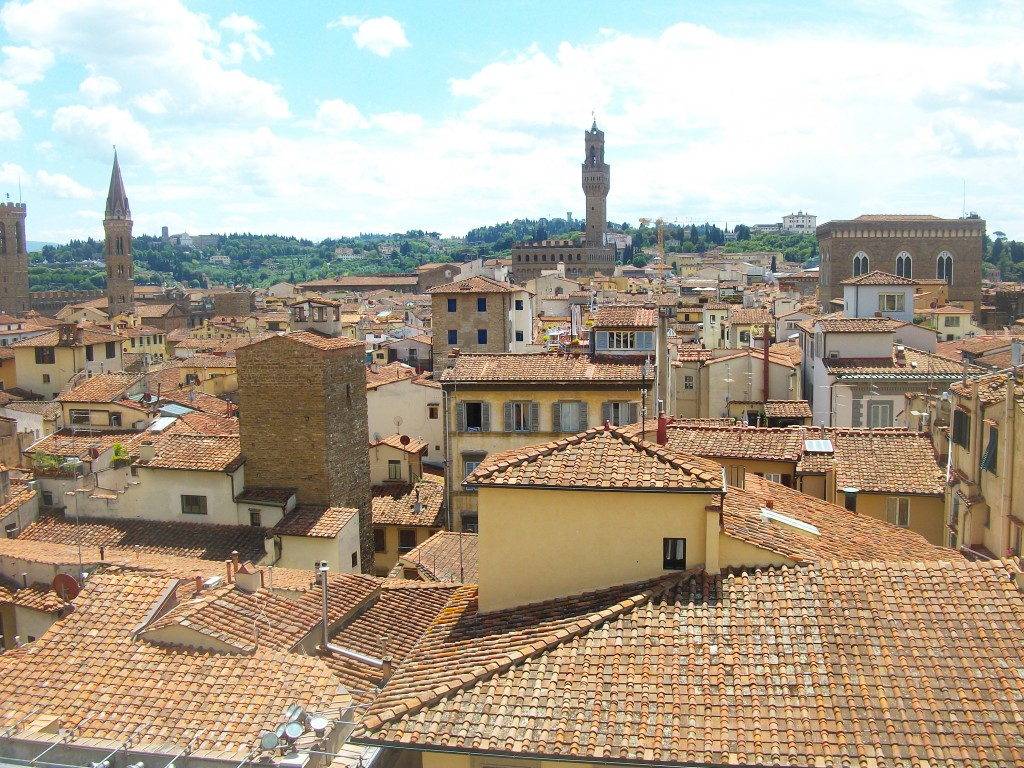 The protagonist of my blogs, the city of Florence