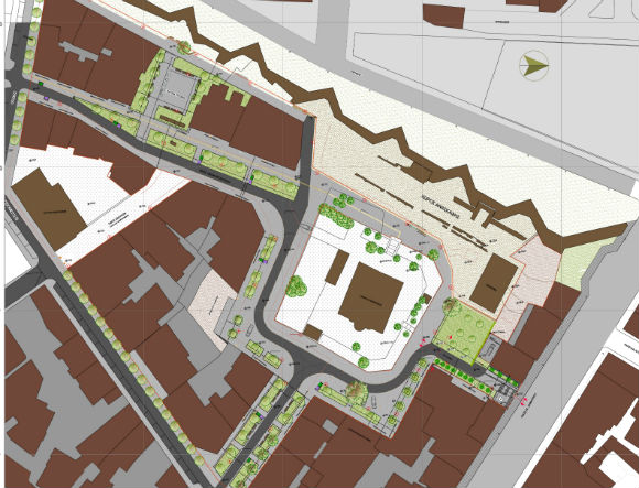 Thessaloniki, Greece's Twelve Apostles' Square Master Plan