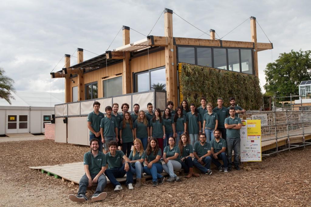 Solar Decathlon Europe 2014