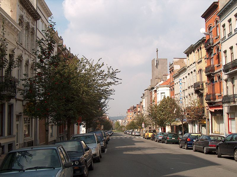 Schaerbeek Avenue, Brussels