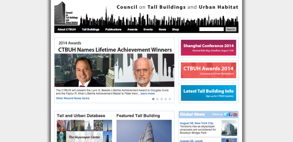 CTBUH, Council on Tall Buildings and Urban Habitat