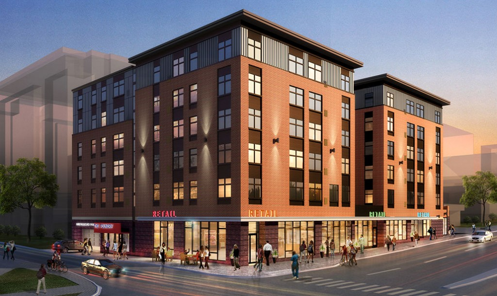 redevelopment brings luxury student apartments to ames iowa the