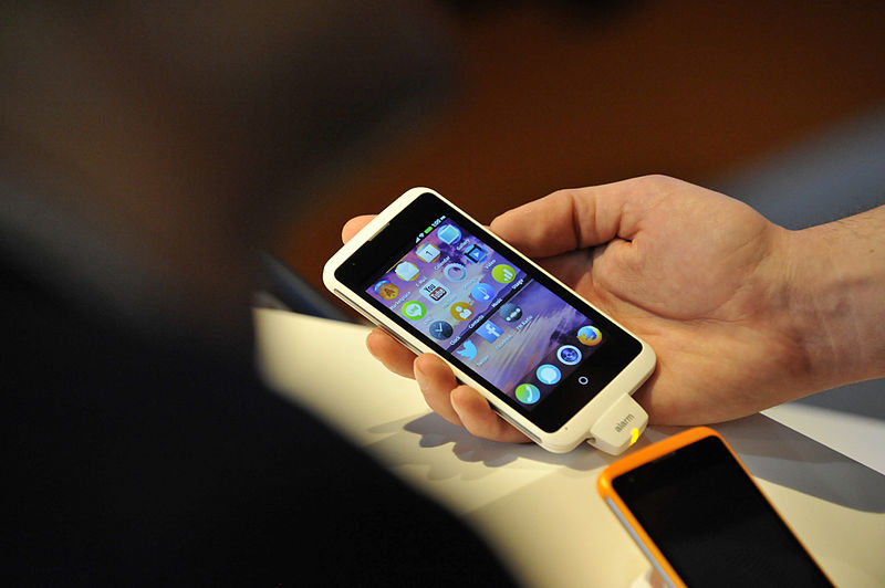 Using Phone to Access Mobile Application