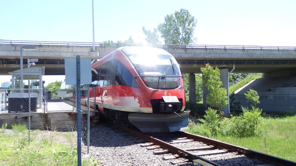 O-Train, Ottawa, Canada