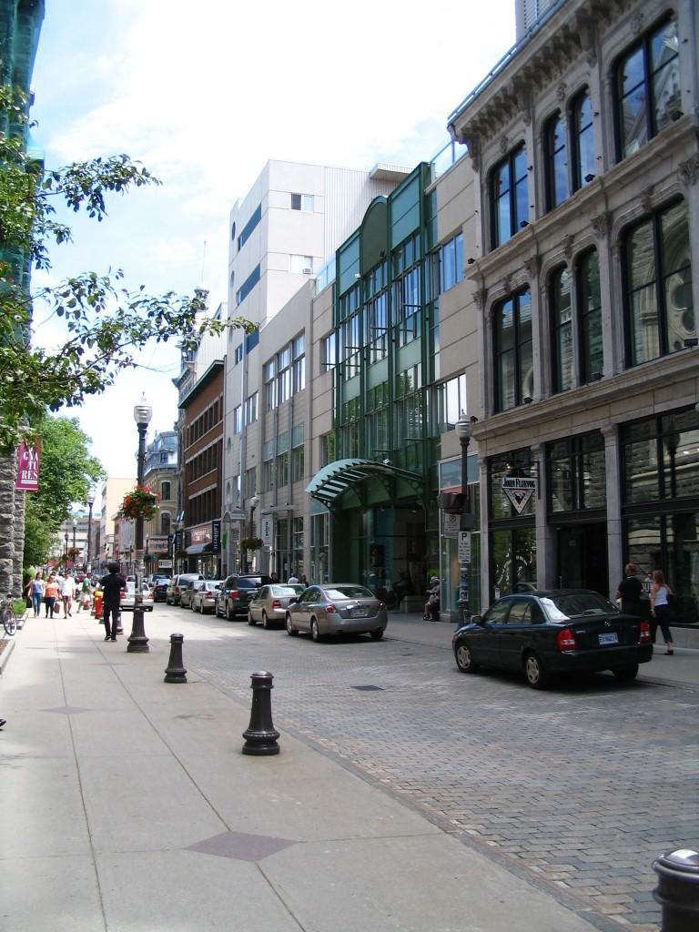 Rue St-Joseph, Quebec, Canada