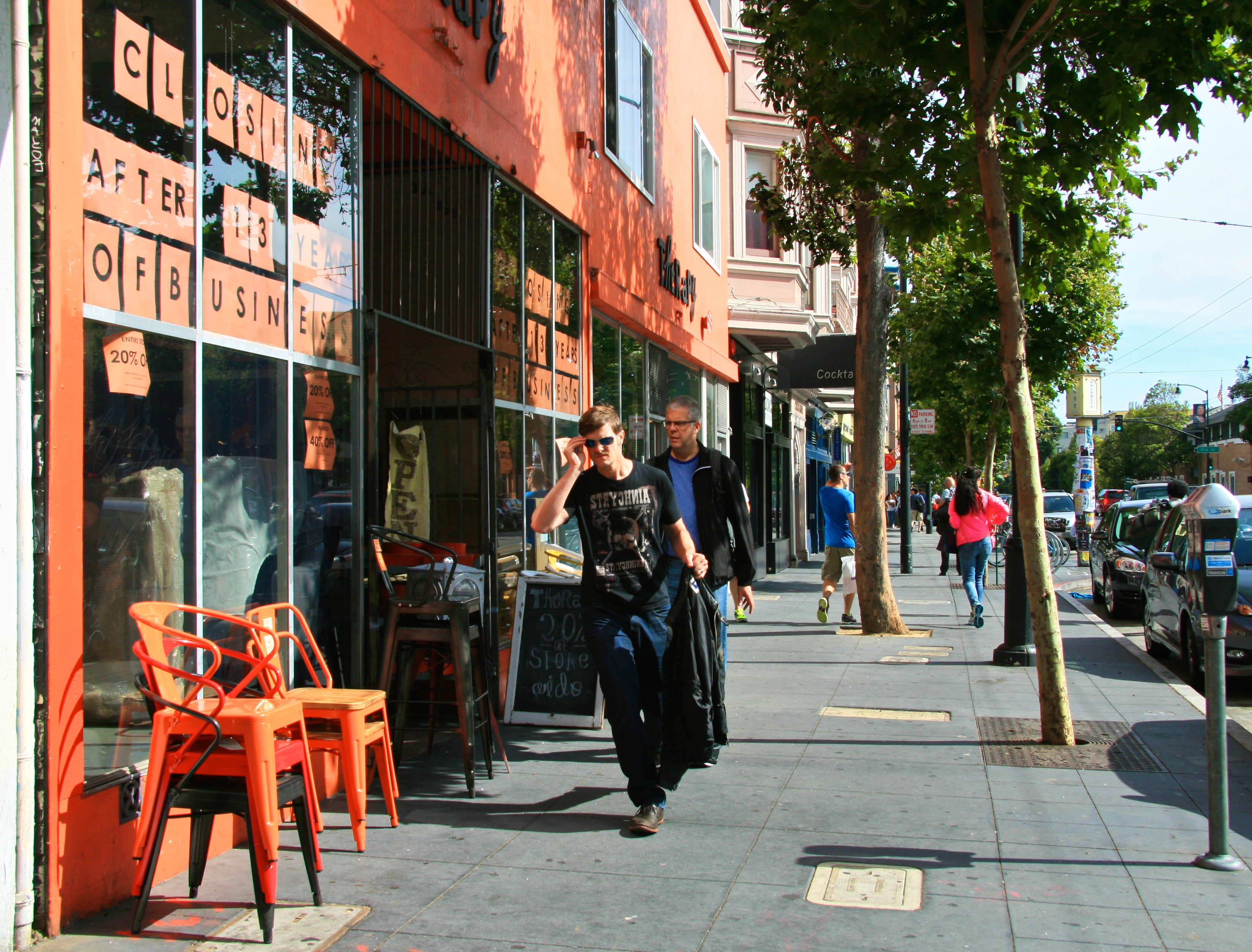 Elegant Mission Furniture Store Closing After Years San Francisco California  With Furniture Stores San Francisco Ca