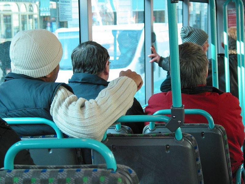 Bus Passengers, France