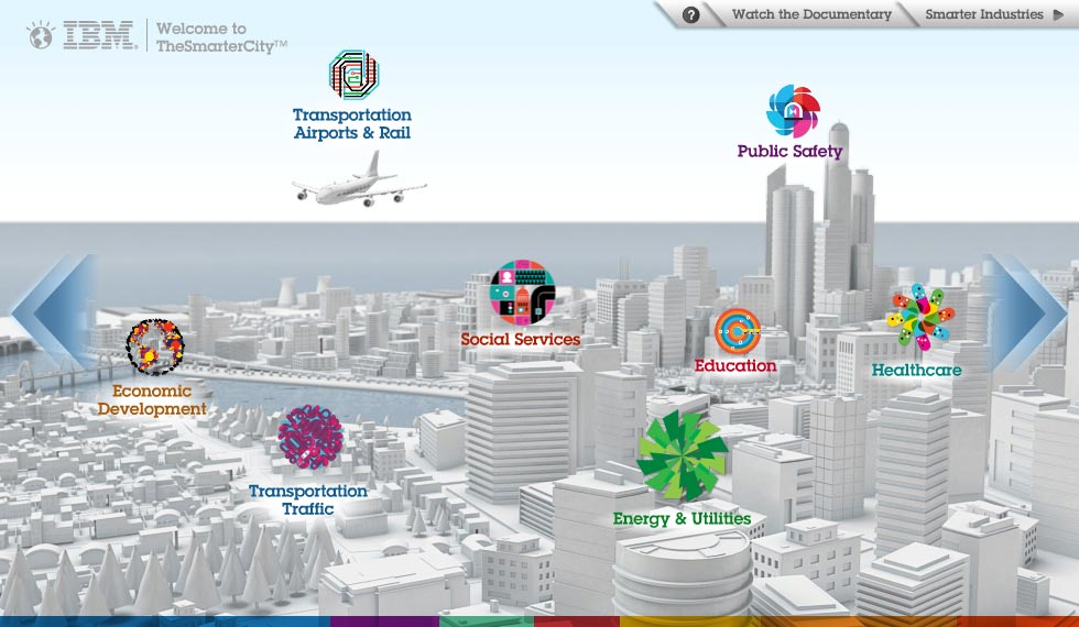 IBM Smarter Cities