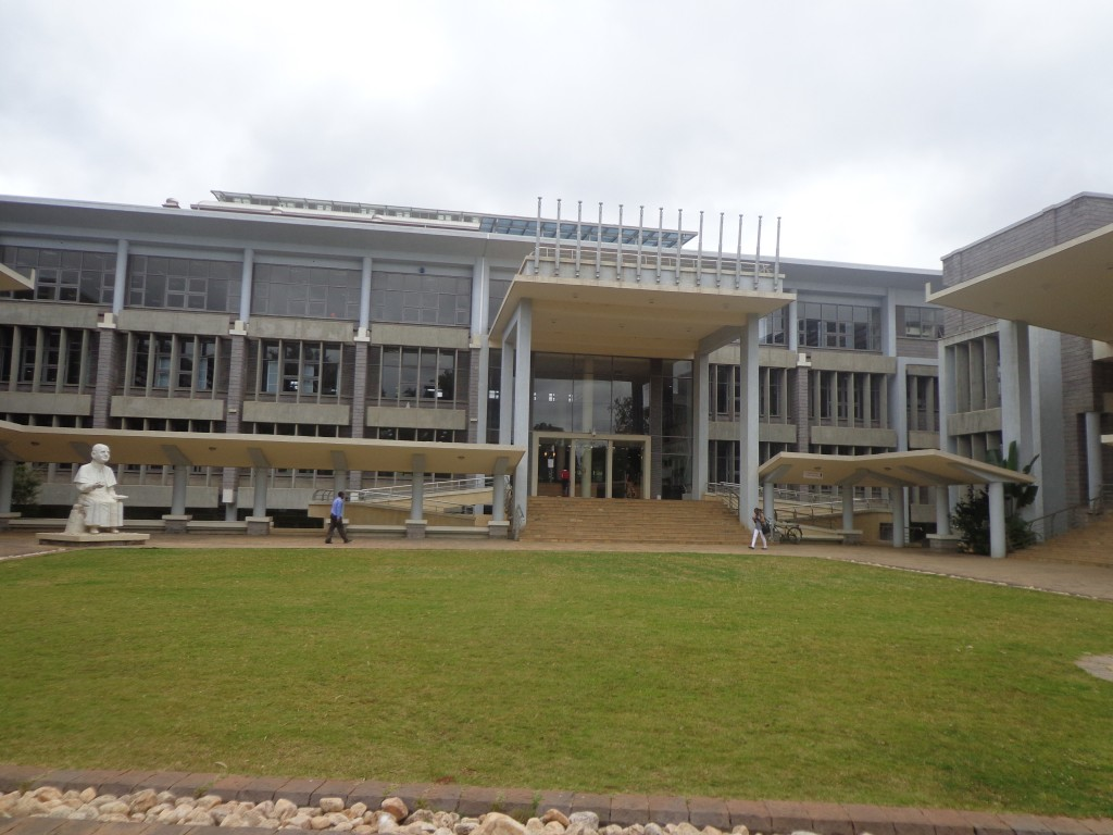 Pope Paul VI Learning Resource Centre at The Catholic University of East Africa, Nairobi, Kenya