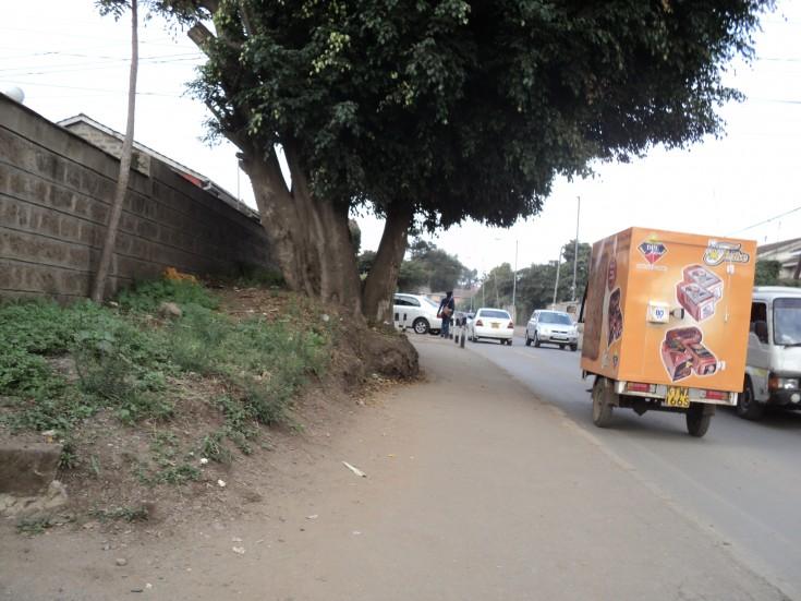 Urban Freight in Nairobi, Kenya
