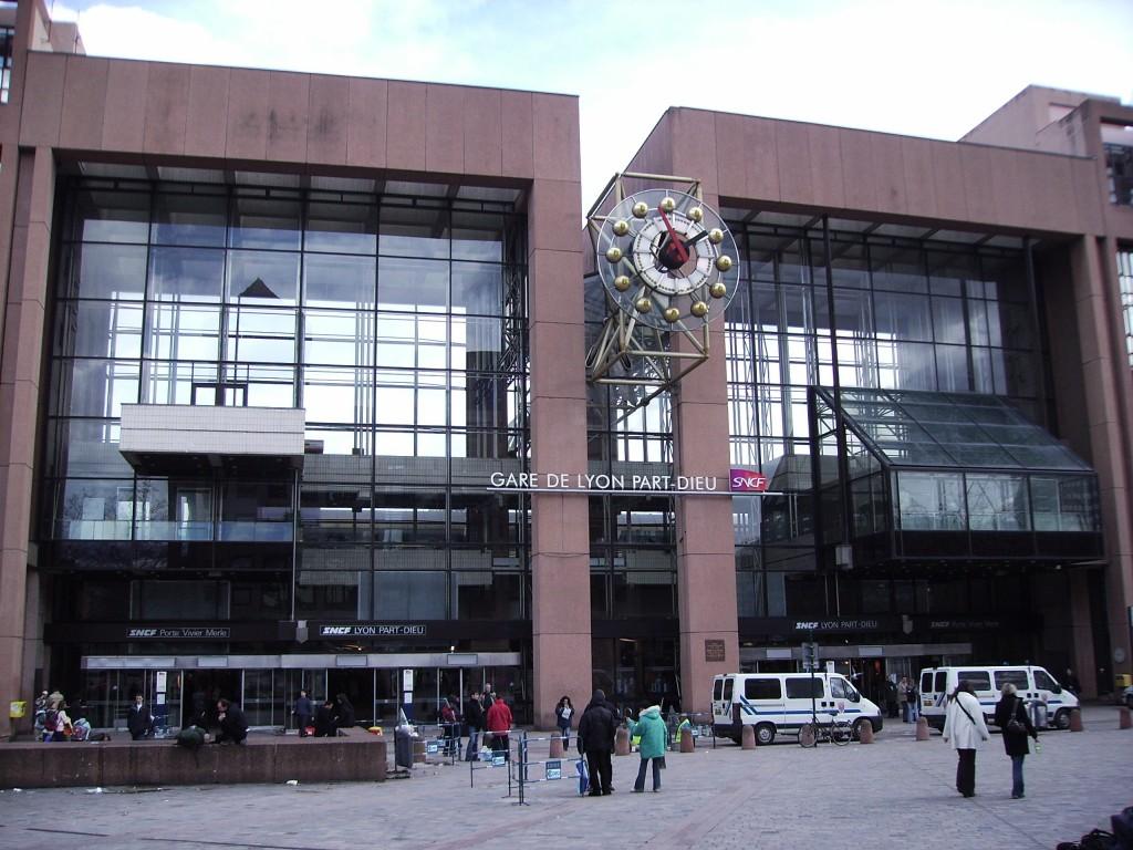 Gare de Lyon, France