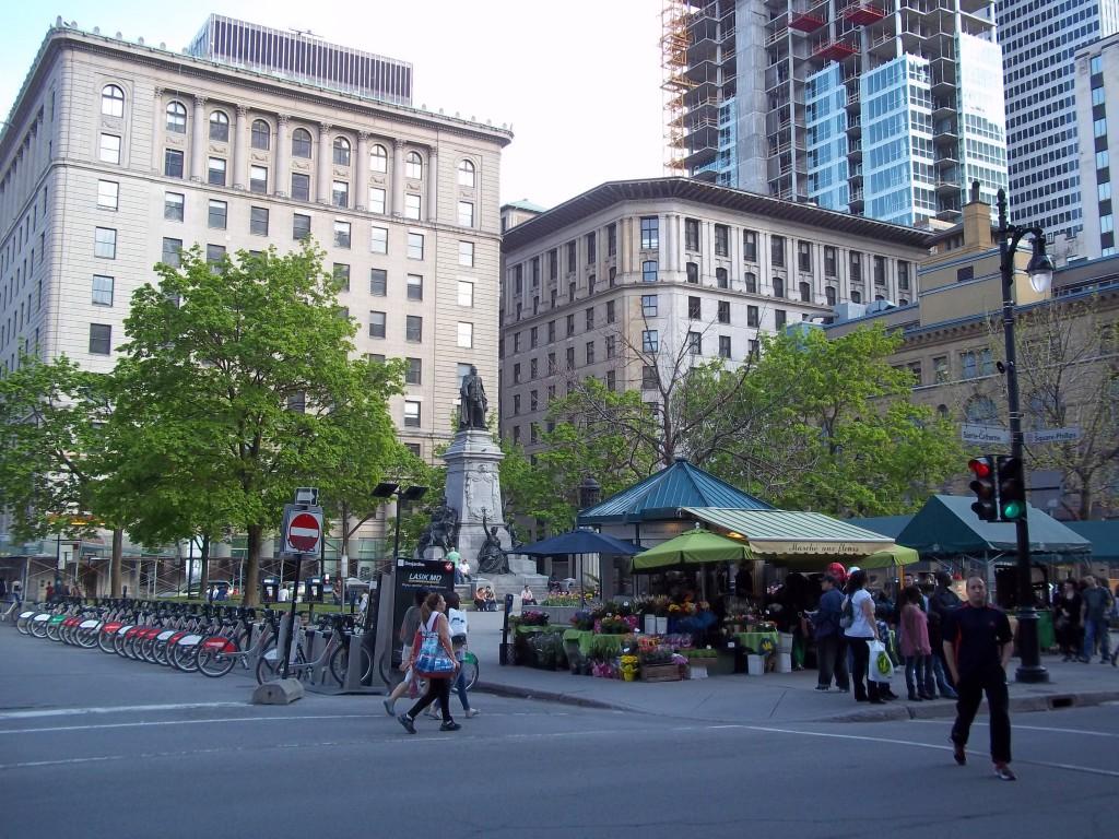 Phillips Square, Montreal