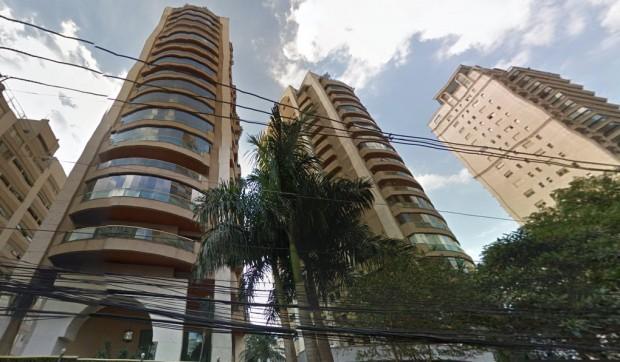 The Calla Di Volpe Romazzino  building in Sao Paulo, Brazil