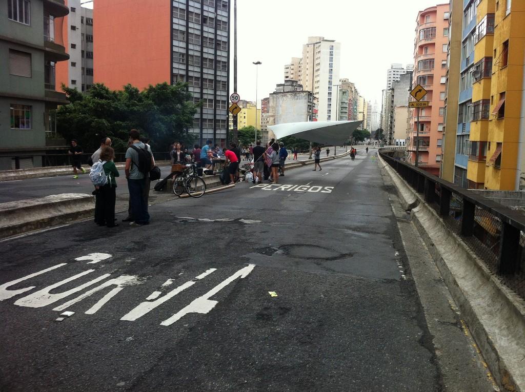Minhocão, São Paulo, Brazil