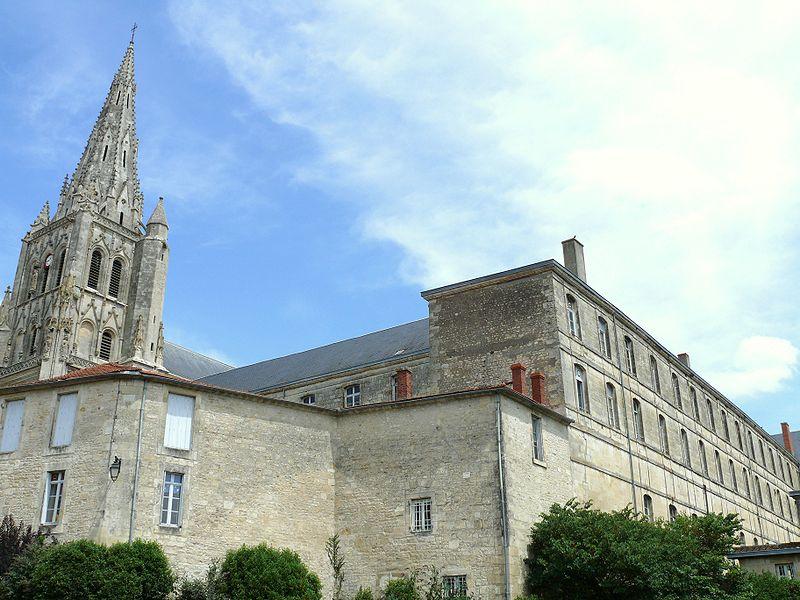 Saint Maixent l'École, France