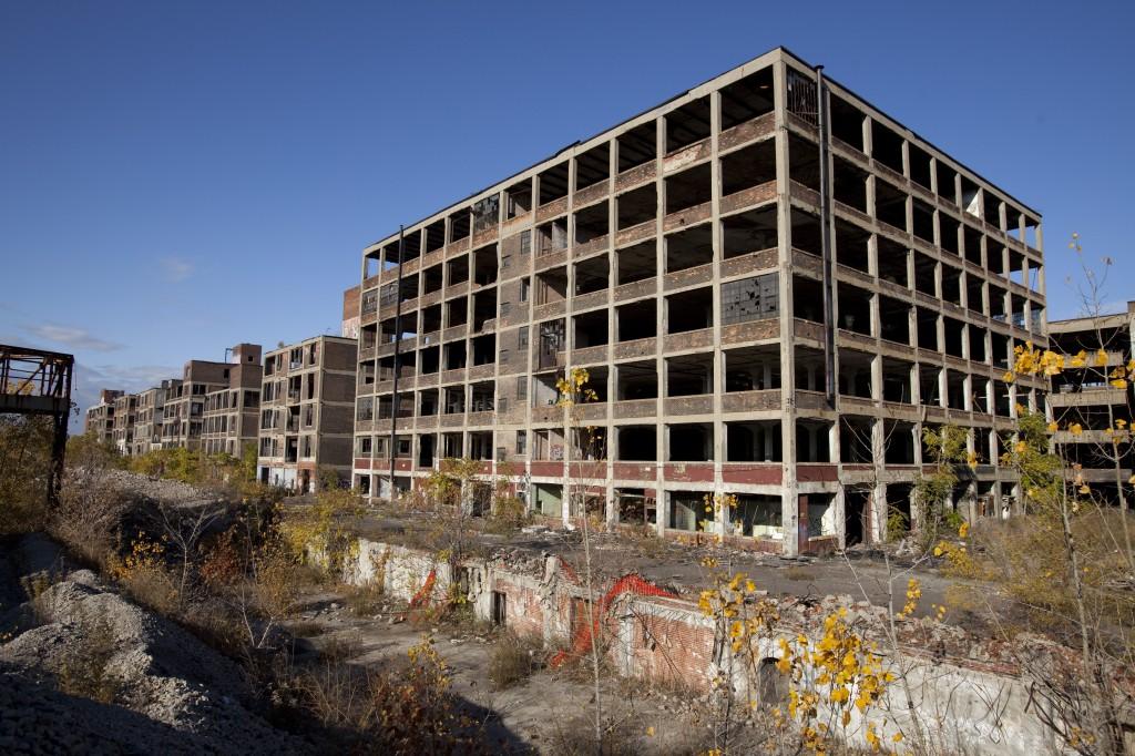 Detroit, Michigan Automotive Plant