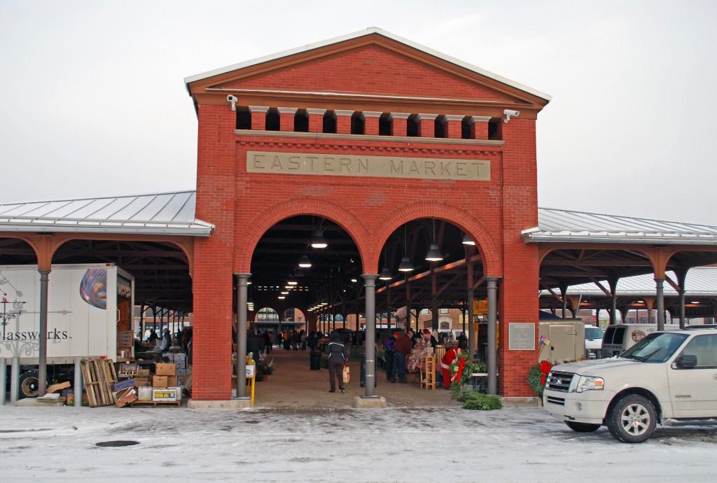 Detroit, Michigan Eastern Market