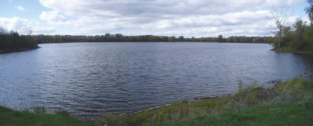 Lac Leamy, Quebec, Canada