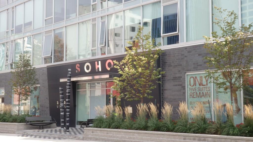 """Soho"" condo in Centretown, Ottawa, Canada"