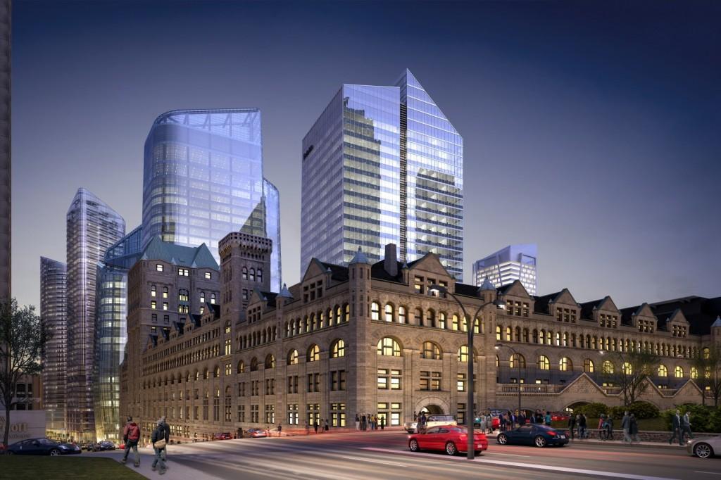 Future of Quad Windsor Montreal, Quebec
