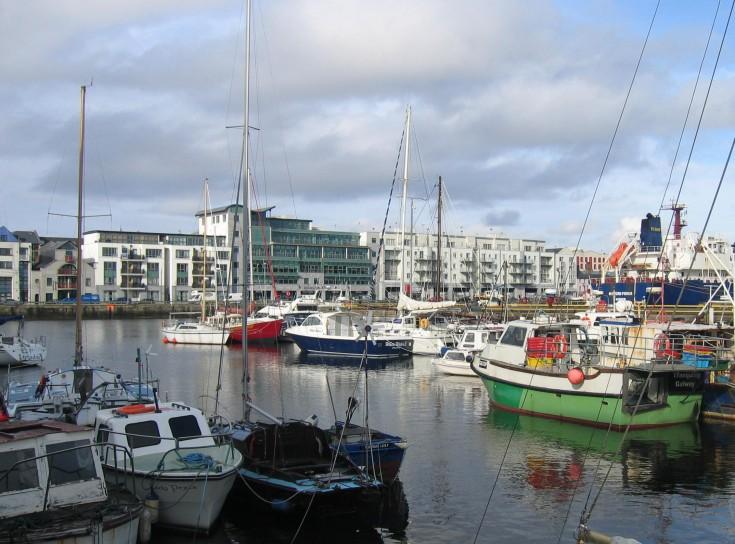Galway Harbour, Ireland