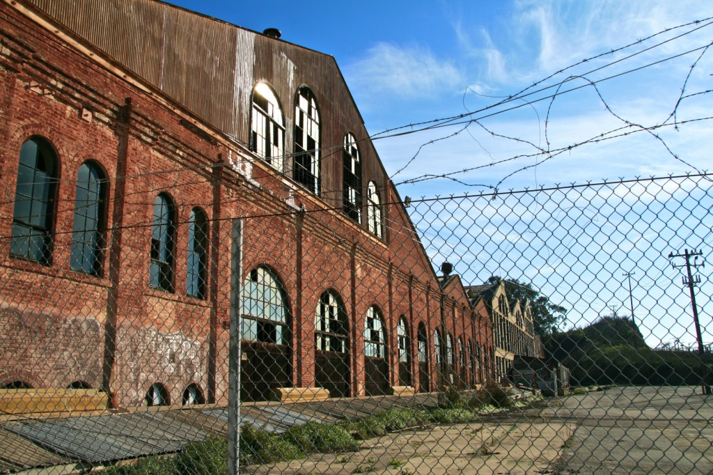Dogpatch Warehouse, San Francisco, California.
