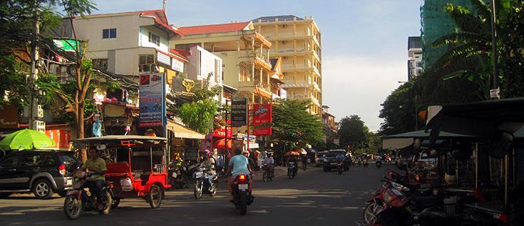 Phnom Penh Street Life