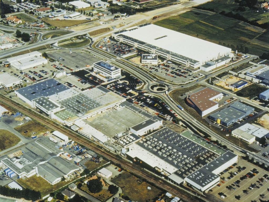 Schaeffler Factory in Calais, France