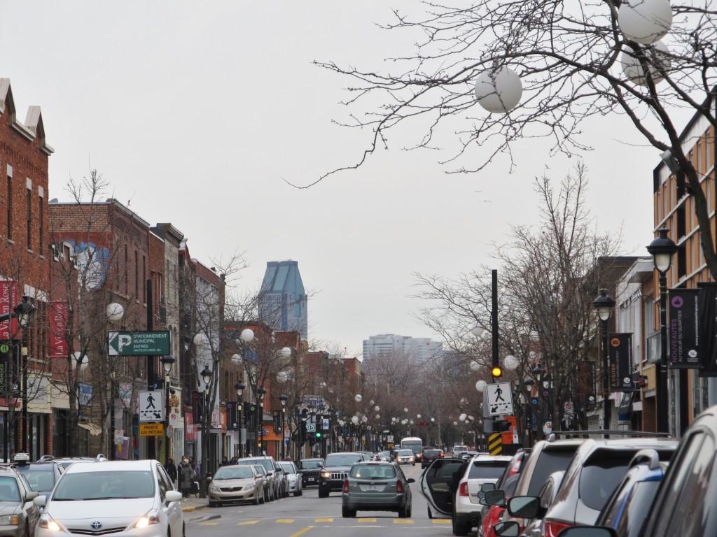 Wellington Street Verdun, Montreal, Quebec