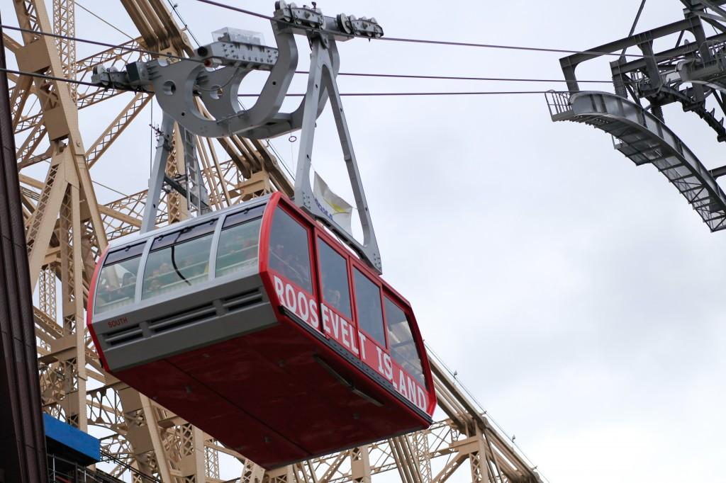 Roosevelt Island Tram, New York City, New York