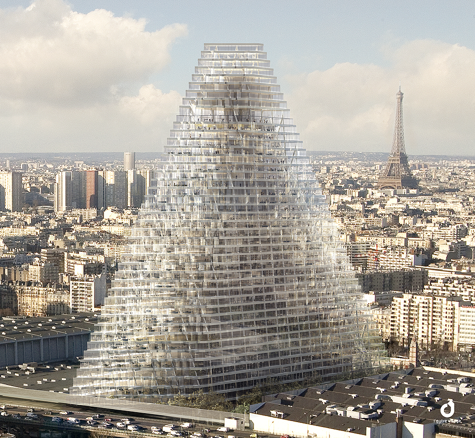 Triangle Tower, Paris, France