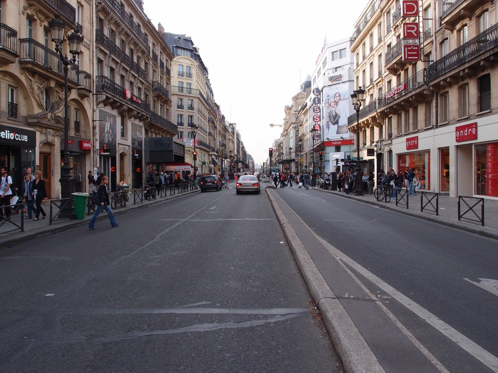Rue de Rivoli, Paris, France