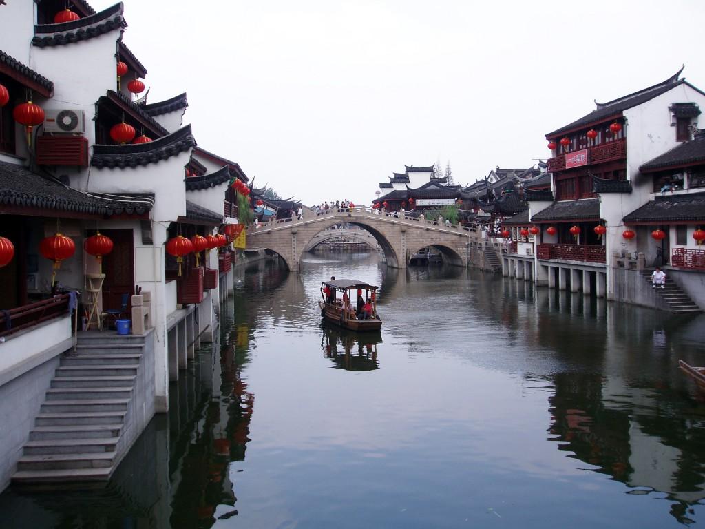 Historical Shanghai, China