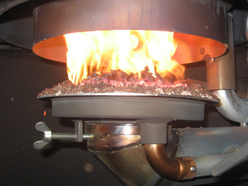 Wood Pellet Heater