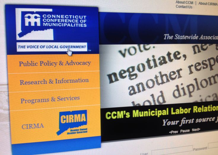 Connecticut Conference of Municipalities website