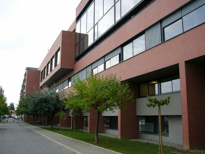 Library University of Toulouse Jean-Jaurès, Toulouse, France