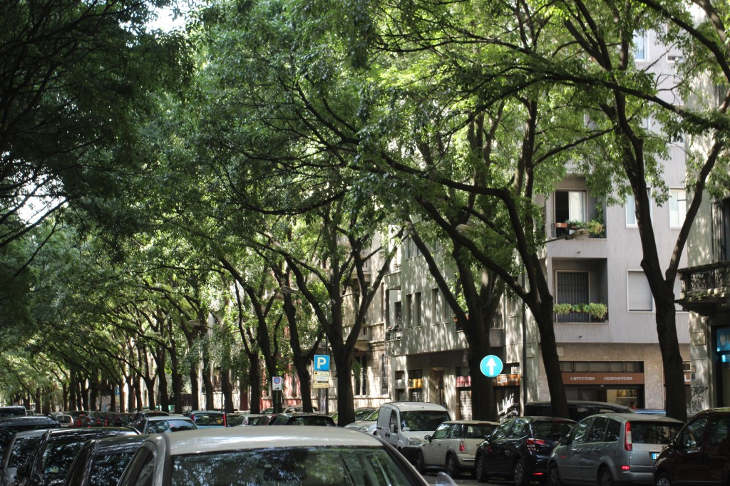 Viale Lombardia, Milan, Italy