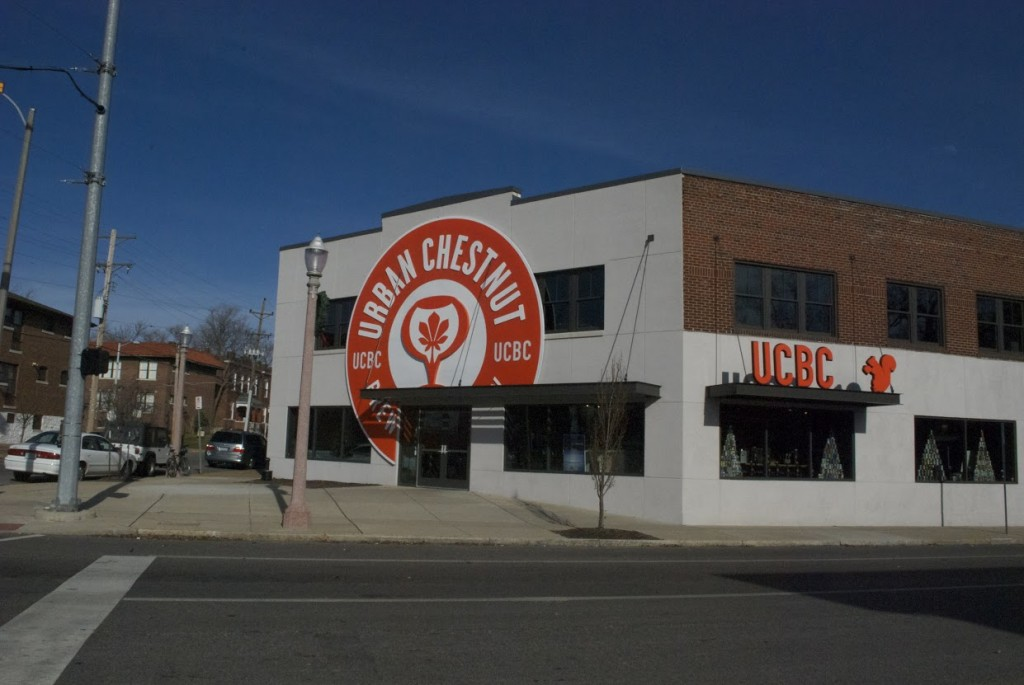Urban Chestnut Brewing Company in Tower Grove, St. Louis