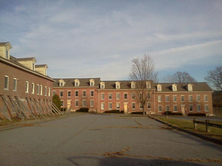 Tiffany Mill Homes Facing East, Brooklyn Connecticut