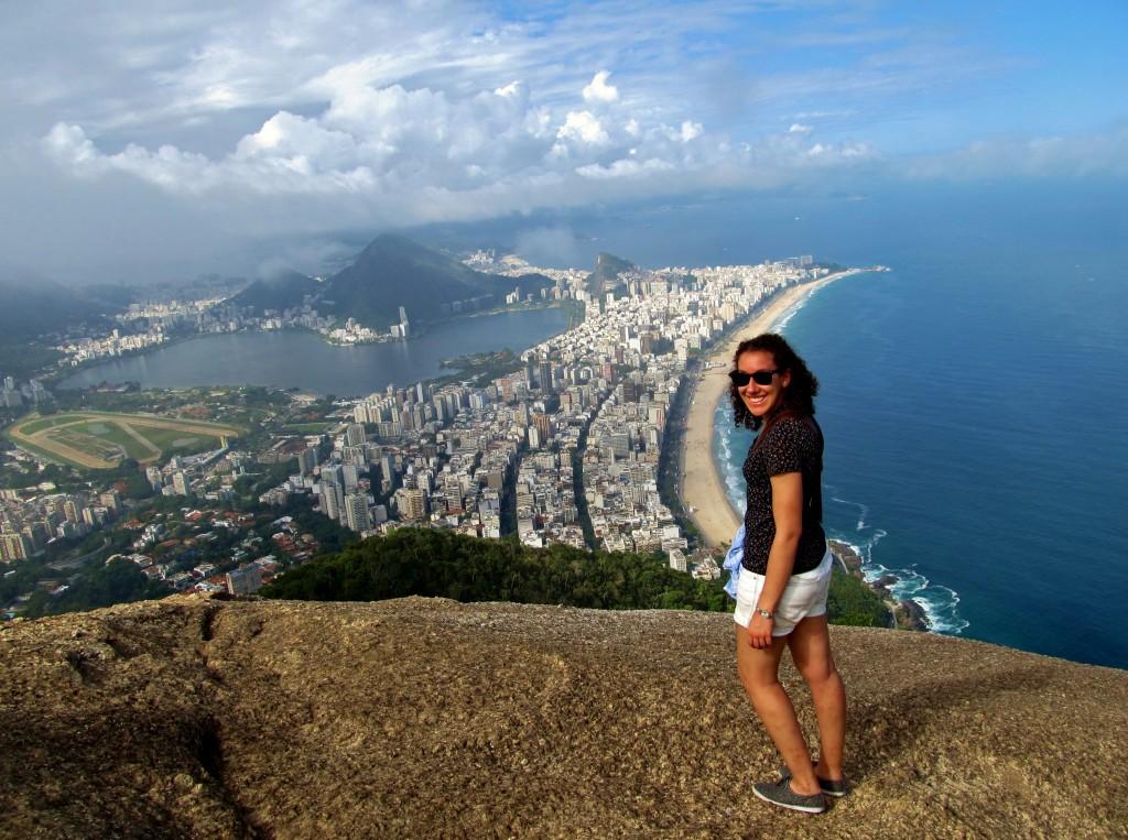 Morro Dois Irmaos, Rio de Janeiro