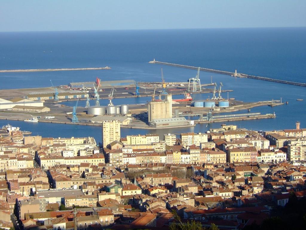 Sète Harbour, Sète, France