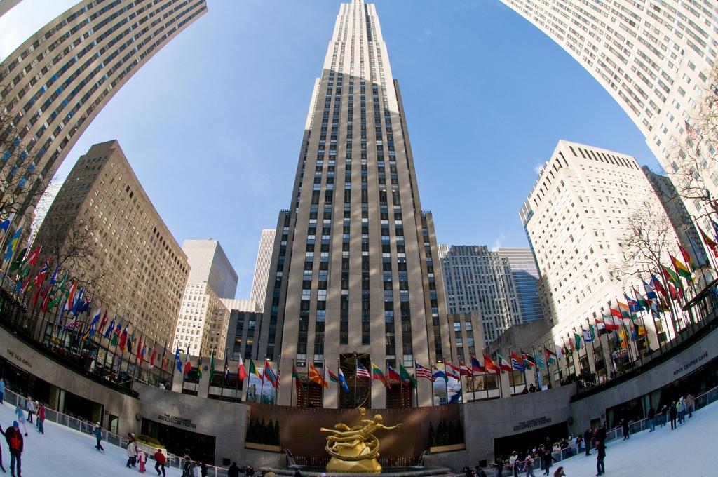 Rockefeller Center New York, New York City